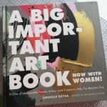 """A Big Important Art Book Now with Women"" Reading Review"