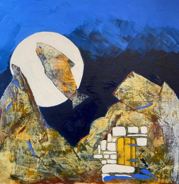 B.YoungquistArt/Acrylic Painting